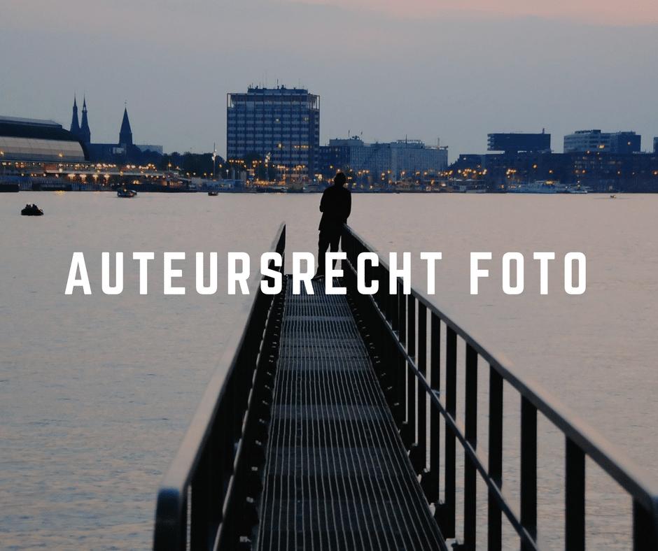 Auteursrecht foto