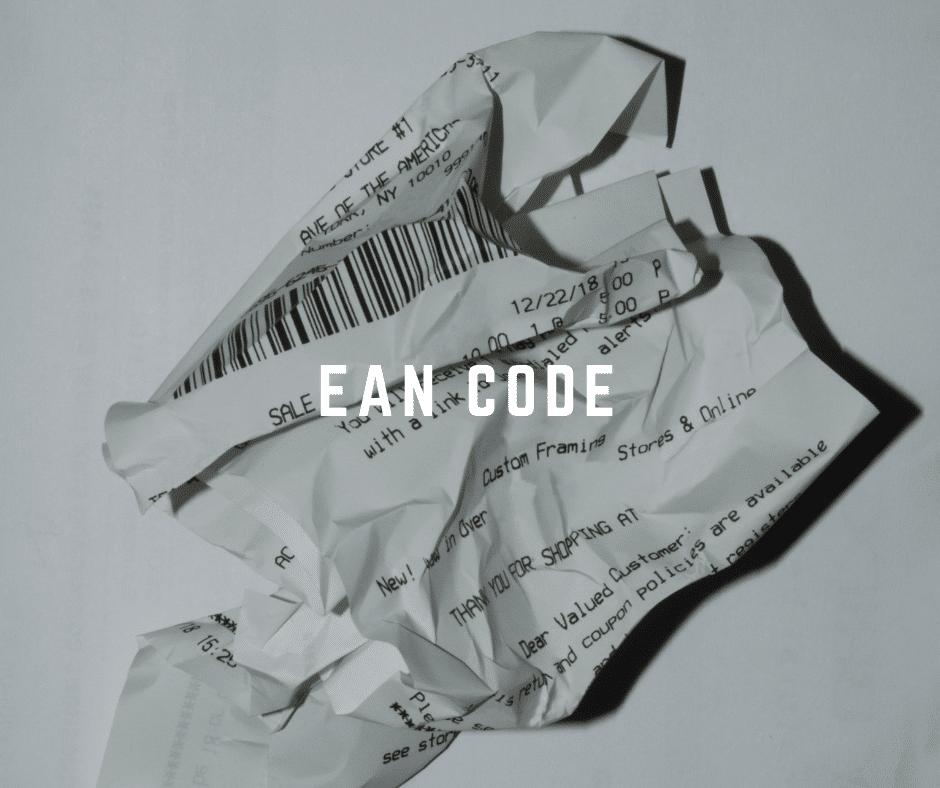 ean code kopen