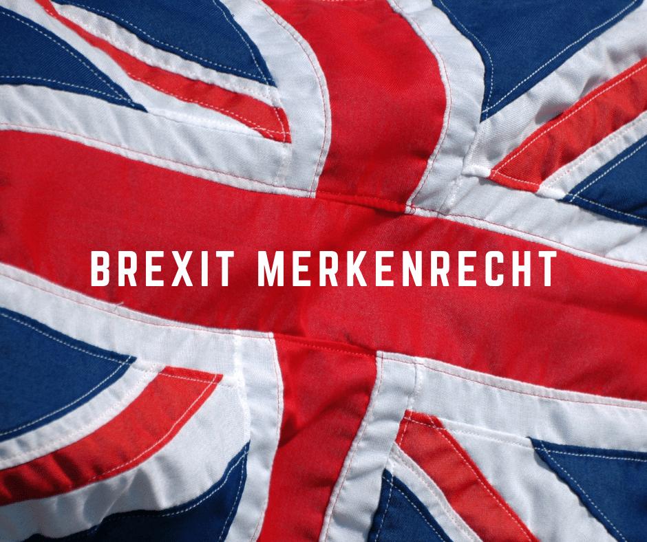 Brexit merkenrecht