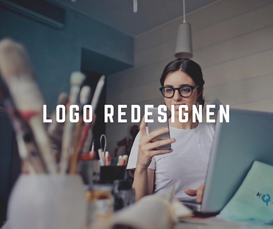 Logo redesignen