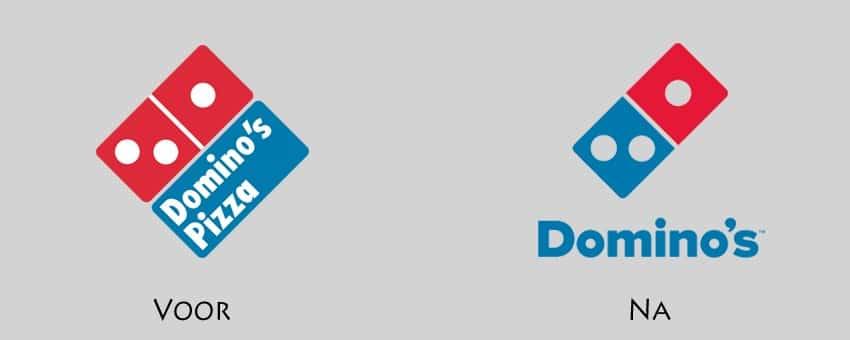 logo opnieuw ontwerpen